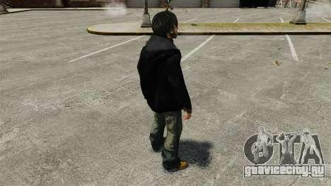 Сэм Фишер v1 для GTA 4 пятый скриншот