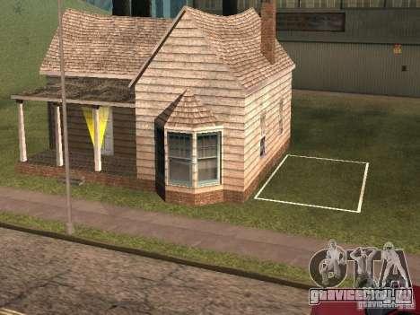 Parking Save Garages для GTA San Andreas пятый скриншот