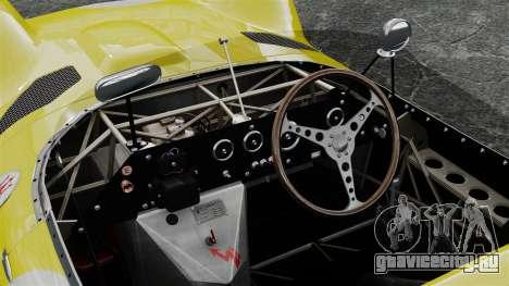 Maserati Tipo 60 Birdcage для GTA 4 вид сзади