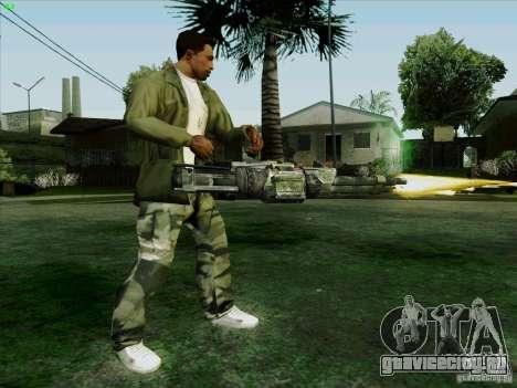 Миниган из Duke Nukem Forever для GTA San Andreas четвёртый скриншот