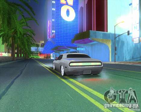 ENBSeries by LeRxaR v3.0 для GTA San Andreas второй скриншот