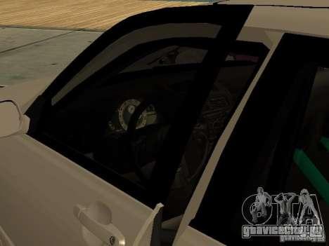 Lexus IS300 JDM для GTA San Andreas вид справа