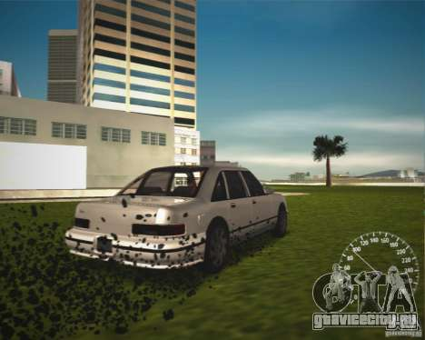 ECHO HD from GTA 3 для GTA San Andreas вид слева