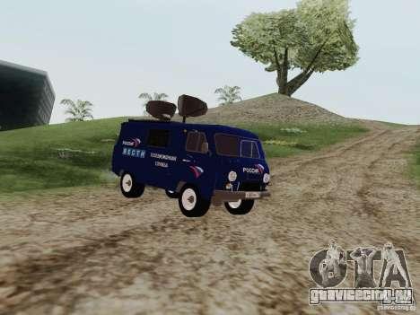 УАЗ 3741 Вести для GTA San Andreas вид справа