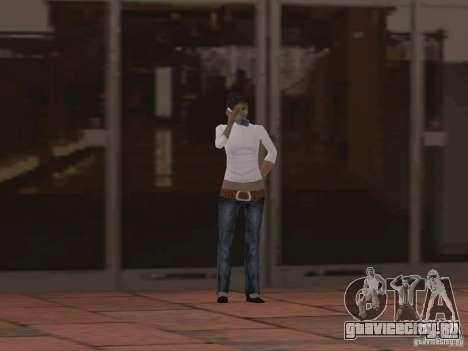 Оживление аэропорта в Лас Вентурасе для GTA San Andreas четвёртый скриншот