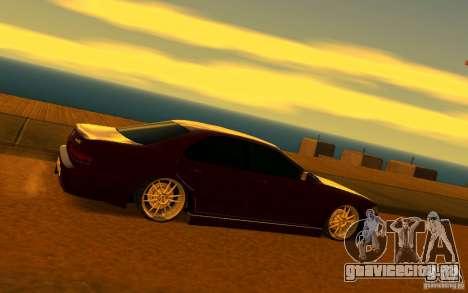 Toyota Cresta JZX 90 для GTA San Andreas