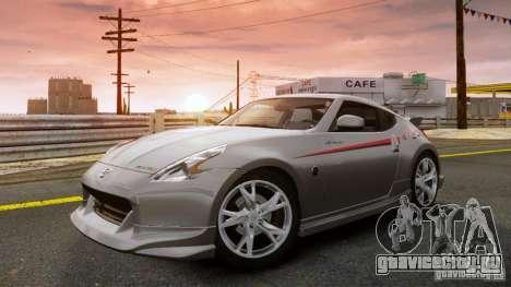 Nissan 370Z NISMO S-Tune для GTA 4