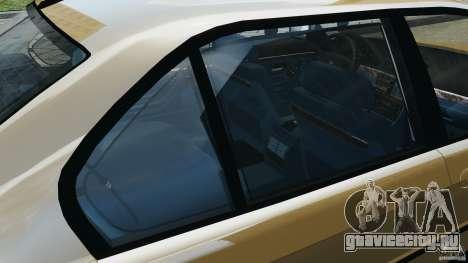 BMW 750iL E38 1998 для GTA 4