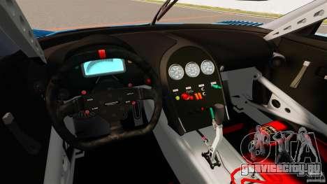 Bugatti Veyron 16.4 Body Kit Final для GTA 4 вид сзади