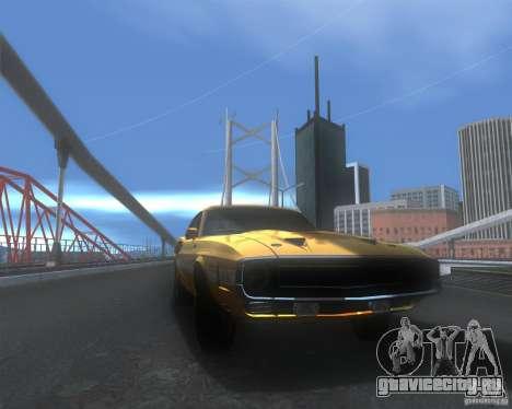 ENBSeries by LeRxaR v3.0 для GTA San Andreas четвёртый скриншот