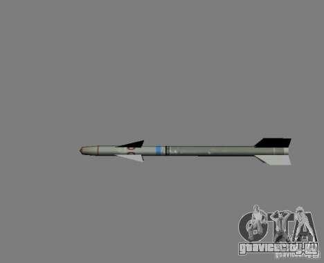 Ракета для GTA San Andreas