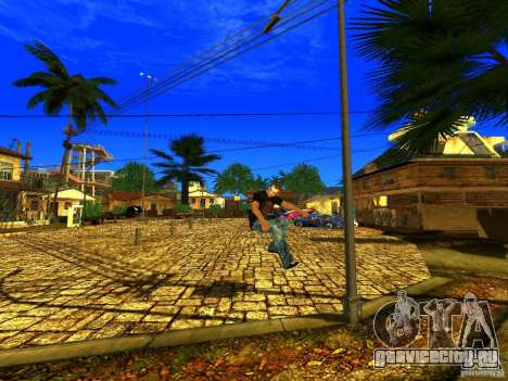 Amazing Screenshot 1.0 для GTA San Andreas второй скриншот