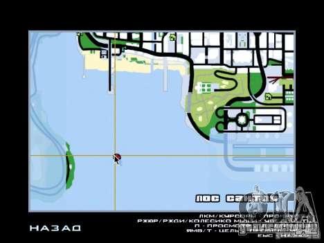 Laguna Seca Raceway для GTA San Andreas пятый скриншот