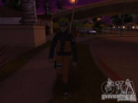 Skin Pack From Naruto для GTA San Andreas восьмой скриншот