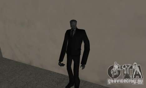 Slender Man для GTA San Andreas второй скриншот