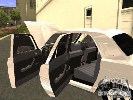 ГАЗ 24-10 для GTA San Andreas вид сбоку