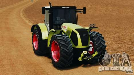 Claas Axion 850 для GTA 4