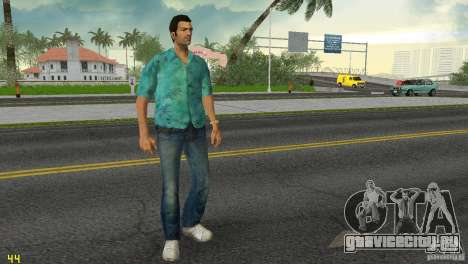 Tommy HQ Model для GTA Vice City