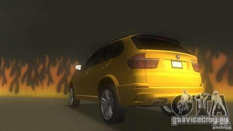 BMW X5 для GTA Vice City