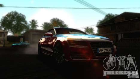 ENBSeries by dyu6 v3.0 для GTA San Andreas четвёртый скриншот