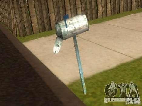 Село Степаново для GTA San Andreas четвёртый скриншот