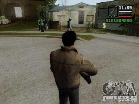 Вито Скаллета для GTA San Andreas второй скриншот