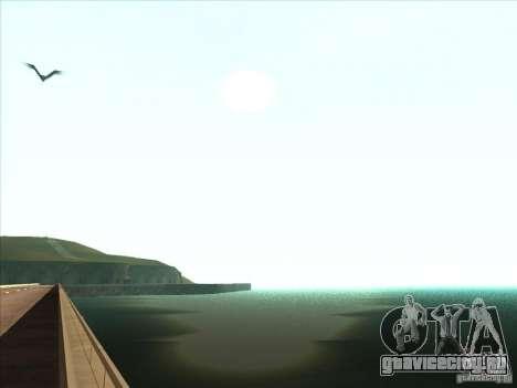 ENBSeries v1.0 для GTA San Andreas шестой скриншот