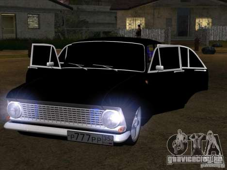 Москвич 408 Extra Style для GTA San Andreas вид слева