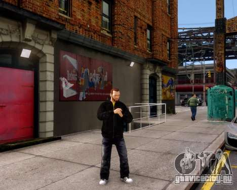 Куртка Jacket для GTA 4 четвёртый скриншот