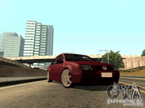 Volkswagen Bora DUB для GTA San Andreas
