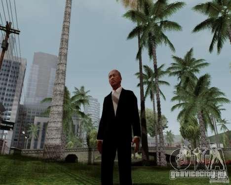 Мorgan Freeman для GTA San Andreas