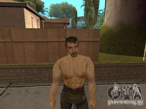 Пак скинов из Готики 1 для GTA San Andreas третий скриншот