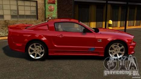 Saleen S281 Extreme v1.5 для GTA 4 вид слева