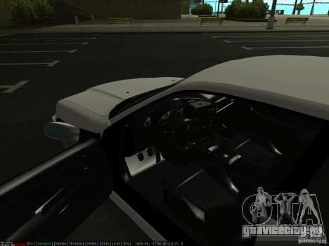 BMW M3 E36 для GTA San Andreas вид справа