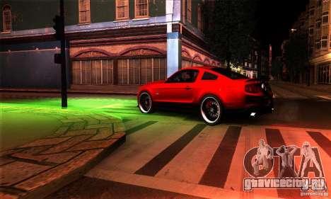 Real HQ Roads для GTA San Andreas девятый скриншот