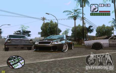 ENBSeries By VadimSpiridonov v.0.2 для GTA San Andreas