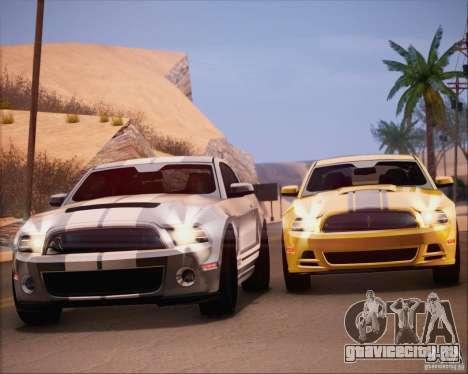 SA_NGGE ENBSeries v1.2 Final для GTA San Andreas одинадцатый скриншот