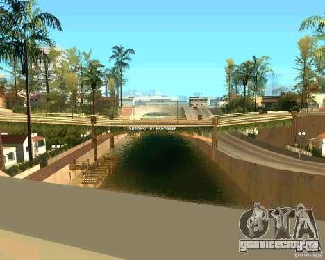 Young ENBSeries для GTA San Andreas второй скриншот