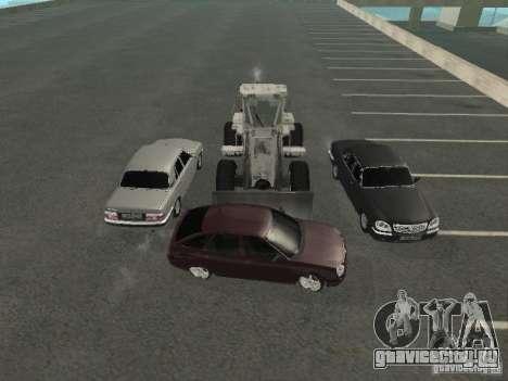 ГАЗ Волга 31105 для GTA San Andreas вид сбоку