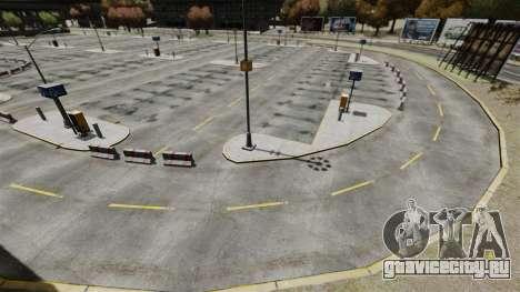 Дрифт-трек у аэропорта для GTA 4 восьмой скриншот