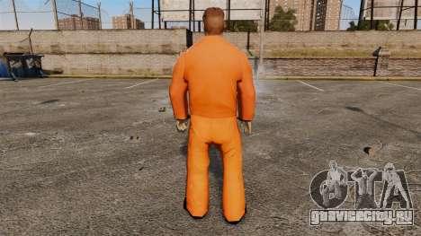 Сэм Фишер v5 для GTA 4 третий скриншот