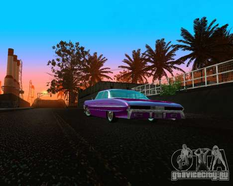 Chevrolet Impala для GTA San Andreas