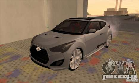 Hyundai Veloster Castor для GTA San Andreas