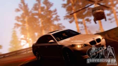 SA Beautiful Realistic Graphics 1.6 для GTA San Andreas десятый скриншот