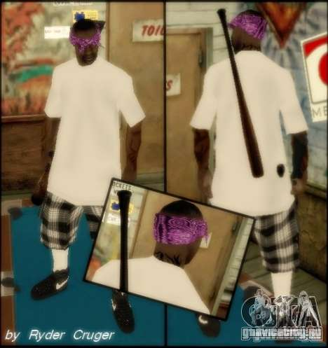 Ballas by R.Cruger для GTA San Andreas