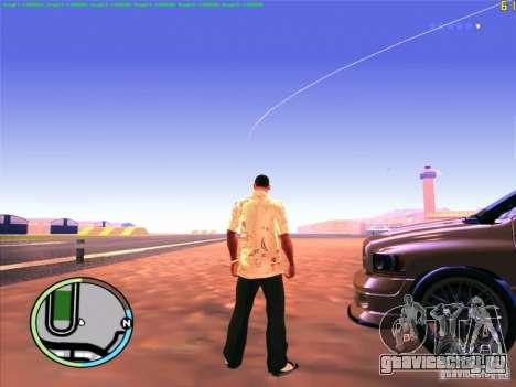 FPS De-Limiter CLEO для GTA San Andreas четвёртый скриншот