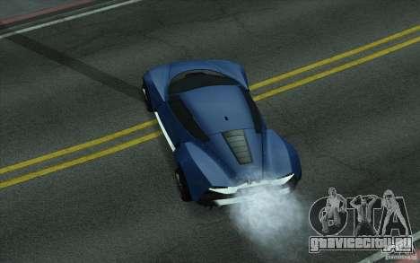 Marussia B2 2010 для GTA San Andreas