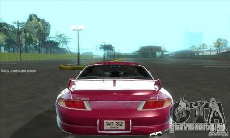 Mitsubishi FTO GP Version R 1998 для GTA San Andreas вид справа