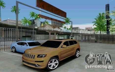 Платная парковка для GTA San Andreas шестой скриншот