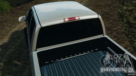 Chevrolet Silverado 2500 Lifted Edition 2000 для GTA 4